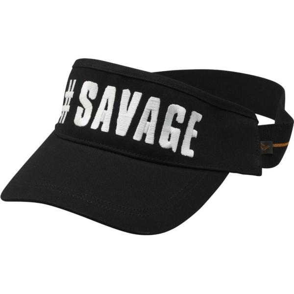Sapca Savage Gear Visor, Negru
