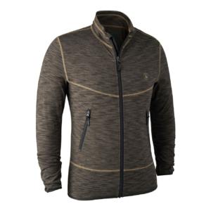 Jachetă fleece Deerhunter Norden Insulated maro