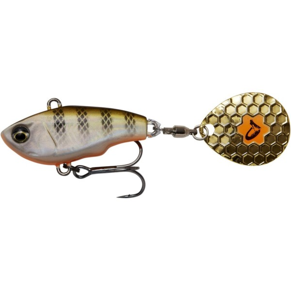 Vobler Savage Gear Fat Tail Spin Perch