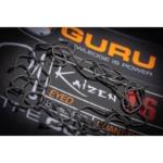 Carlige Guru Kaizen Eyed Barbless, 10buc/plic