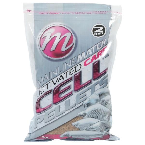 Pelete Mainline Match Activated Carp Cell Pellets, 1kg, 2mm