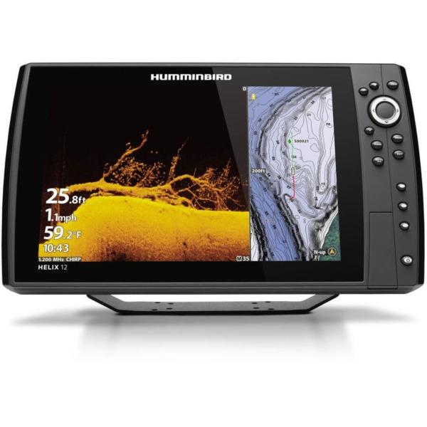 Sonar Humminbird HELIX 12 Chirp Mega DI+ GPS G4N