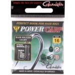 Carlige Gamakatsu Power Carp Hair Rigger Light, Negru