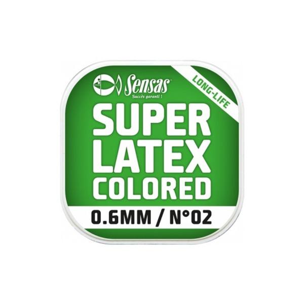 Elastic Sensas Super Latex Colored, 6m
