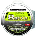 Fir Cormoran CoraStrong 8-Braid, Verde