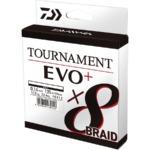 Fir Daiwa Tournament X8 Braid Evo+, Alb