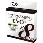 Fir Daiwa Tournament X8 Braid Evo+, Chartreuse