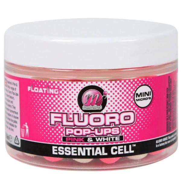 Pop-Ups Mainline Fluoro Pop-Ups Pink & White