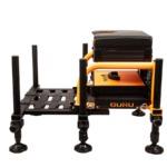 Scaun Modular Guru Stealth Team Seatbox, Orange