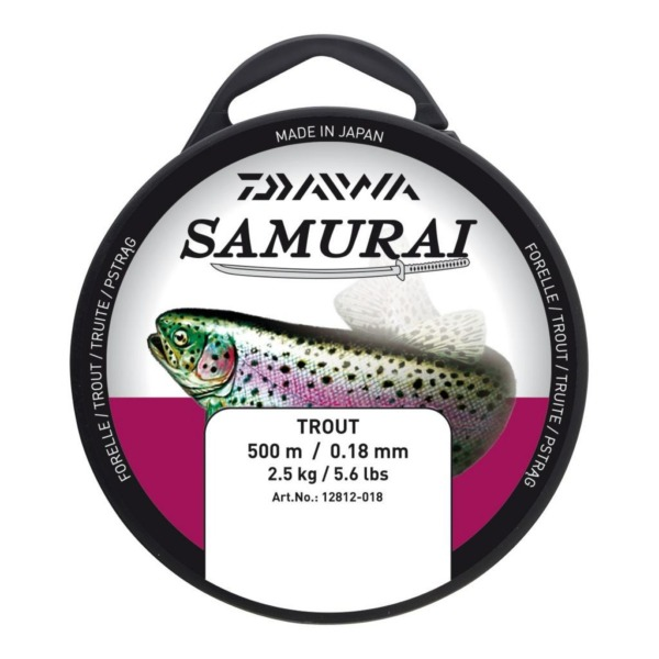Fir Daiwa Samurai Trout