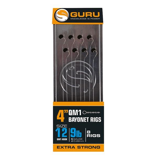 "Montura Guru QM1 Bayonet 4"", 8buc/plic"