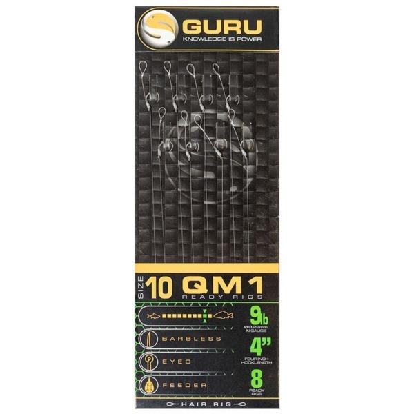 Montura Guru QM1 Ready Rigs, 8buc/plic
