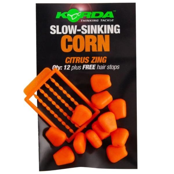 Porumb Artificial Korda Slow Sinking Corn