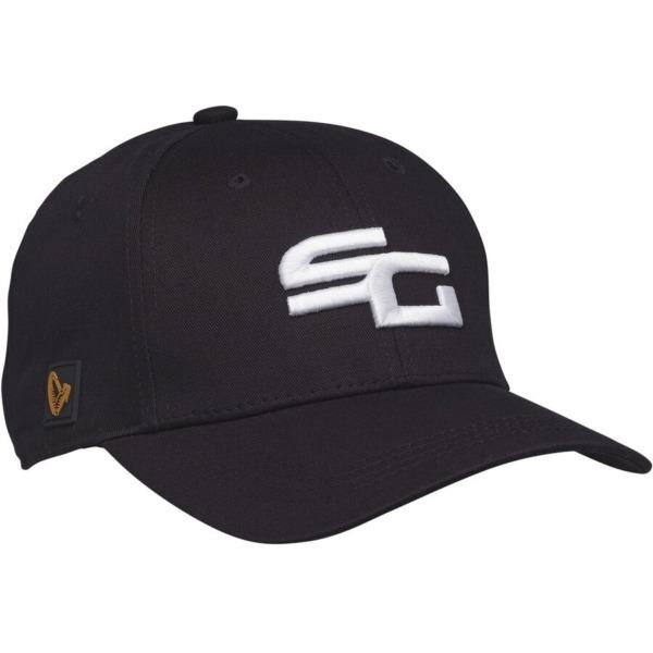 Sapca Savage Gear SG Baseball, Black Ink