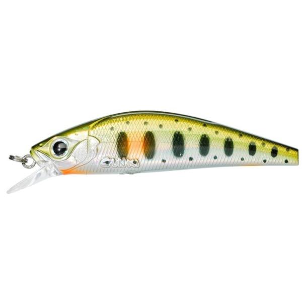 Vobler Gunki Gamera 78 SHW Spot Green Trout