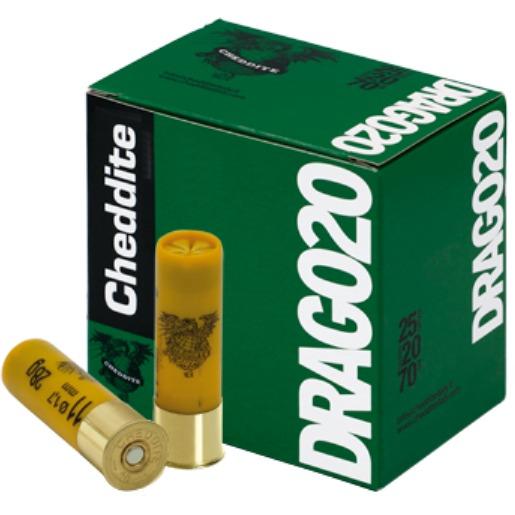 Cartuse Cheddite Drago20