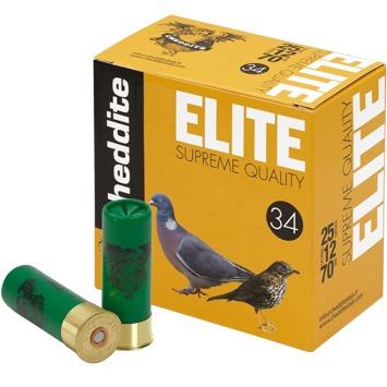 Cartuse Cheddite Elite 34