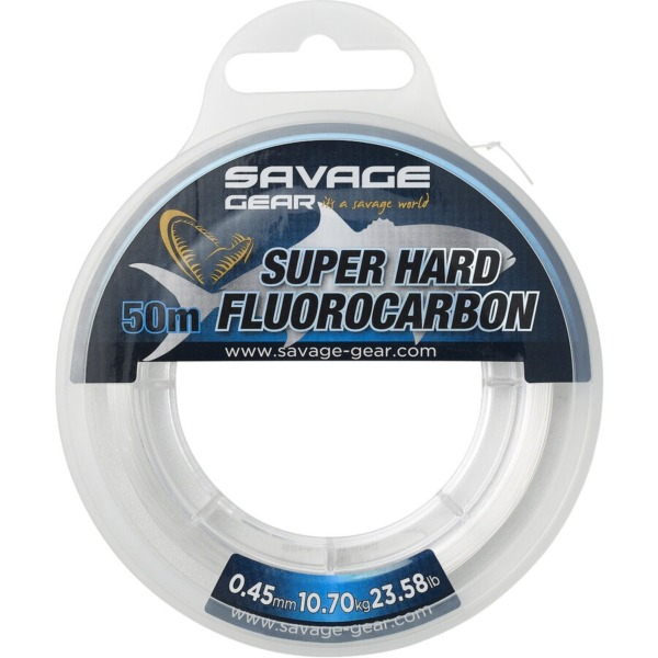 Fir Savage Gear Super Hard Fluorocarbon