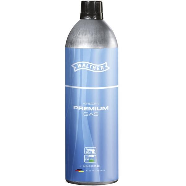 Spray Walther Airsoft Premium Gas, 750ml