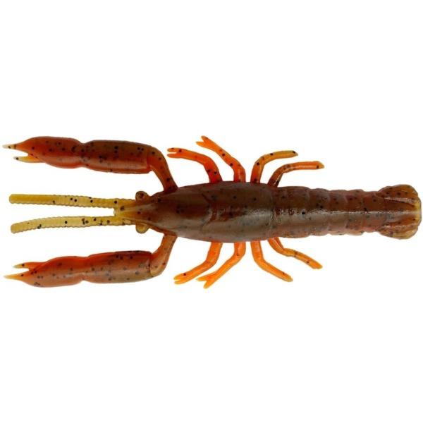 Vobler Savage Gear 3D Crayfish Rattling Brown Orange