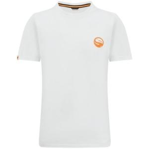 Tricou Guru Semi Logo Tee White
